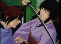 Kenshin und Tomoe