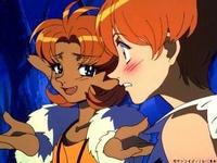 Merle und Hitomi