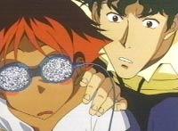 Ed und Spike Spiegel