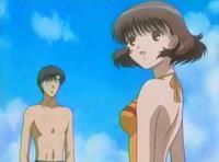 Hideki und Yumiko