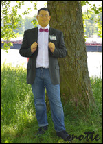 Cosplay-Cover: Waylon Smithers, Jr.~★