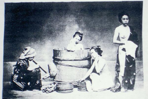 Nackte Jap Frauen