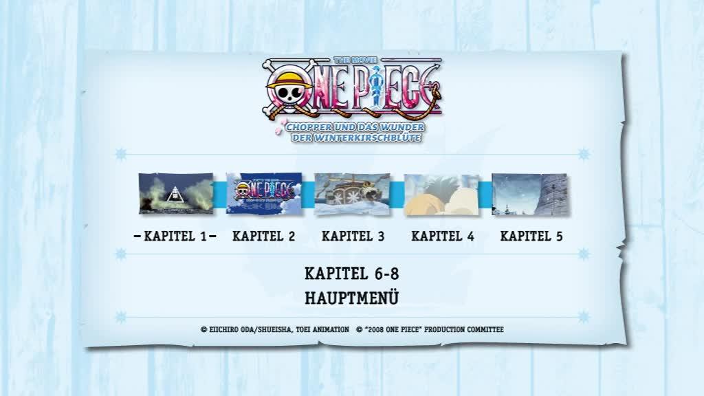 DVD: One Piece - Chopper und das Wunder der ...