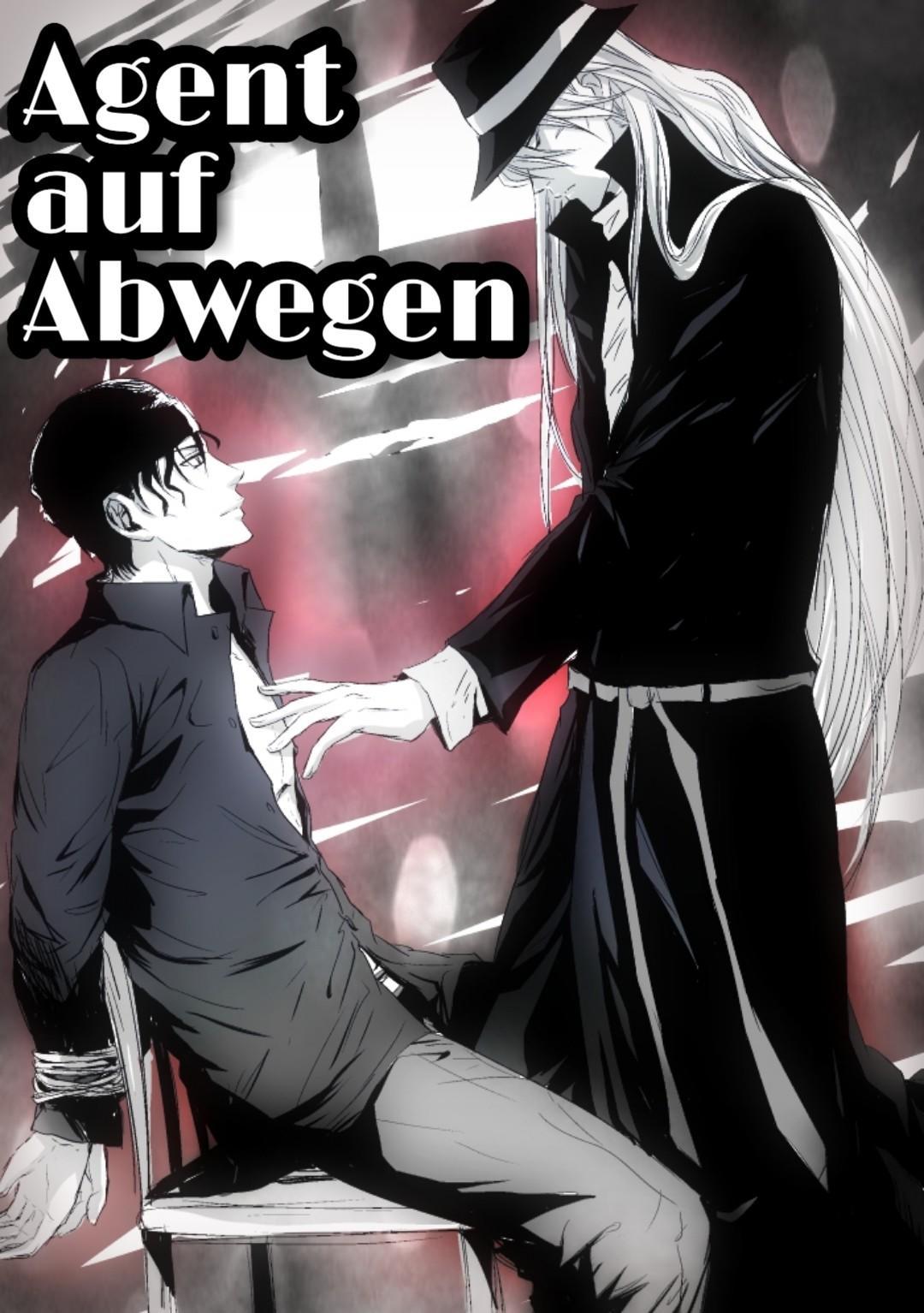 Shuichi Akai - Agent auf Abwegen - Fanfic von ginakai auf Animexx de