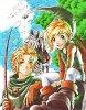 Link und der tapfere Ritter