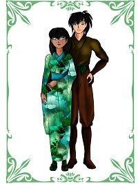 Fanart: Das Paar des Nordens