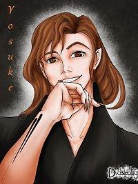 Fanart: Yosuke