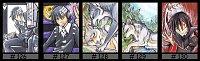 Fanart: KAKAO- Karten 126 - 130