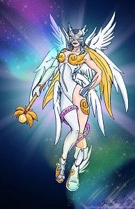 Fanart: EmpressAngemon [Collab]