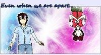 Fanart: Even when we are apart...