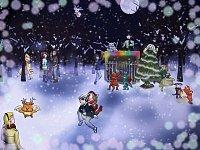 Fanart: Digital Christmas 2011