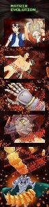 Fanart: Matrix Evolution - Slayerdramon