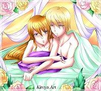 Fanart: Heaven's Love
