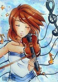 Fanart: #90 - Symphonie