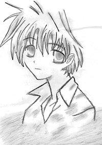 Fanart: trauriger Naru-chan.....