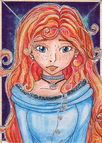 Fanart: #093 Shy Girl