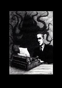 Fanart: Howard Phillips Lovecraft