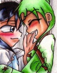 Fanart: ~Love is for Fools like Me~ **Kakao-Karte 28**