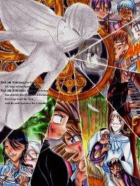 Fanart: Rad des Schicksals