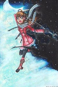 Fanart: Winteralptraum