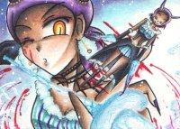 Fanart: Happy Birthday, Lacrimosa! - Die Eiskönigin - 279#