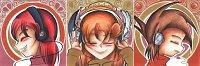 Fanart: Himitsu no Mahou OST-Cover - Höre die Melodie der Worte ♥