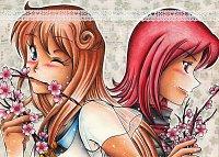 Fanart: Let the cherryblossoms grow