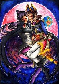 Fanart: Für dich erobere ich die Welt