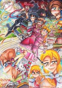 Fanart: I write my own magical story!