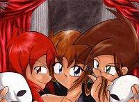 Fanart: ~Phantom² of the Opera~