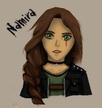 Fanart: Namira (OC)