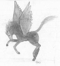 Fanart: Black - Pegasus