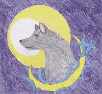 Fanart: Wolf - Ari