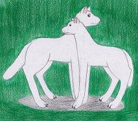 Fanart: Wölfe