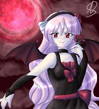 Fanart: Blood Moon