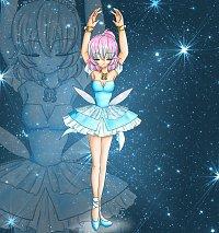 Fanart: Princess Ice's awakening