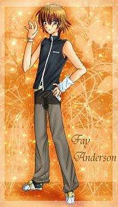 Fanart: Fay Anderson