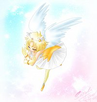 Fanart: Angel Princess