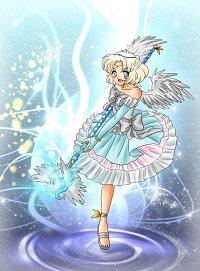 Fanart: Heaven's Mage