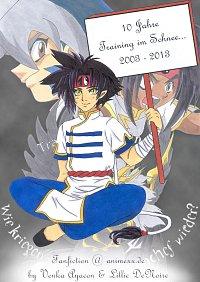 Fanart: 10 Jahre TiS Part 2 - Doujinshispecial