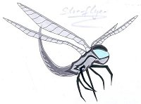 Fanart: Silverflyer (Josephine Ljubows Bit-Beast - TiS)