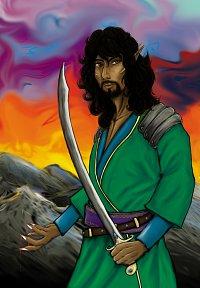 Fanart: Saddin Al-Sayid