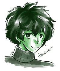 Fanart: Salvatore für Nagisa_Tsubaragi