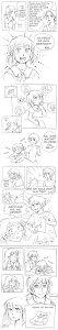 """Fanart: """"Backpapier-Douji"""" #02 zu Huans für Nagisa zum Geburtstag!!"""
