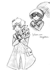 Fanart: Julian von Hagedorn ~ & Klee