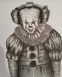 Fanart: Pennywise the dancing clown