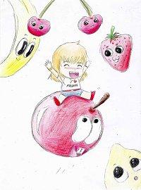 Fanart: Fruit Paradise