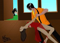 Fanart: Lasst uns Tango tanzen