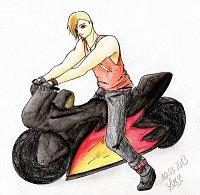 Fanart: Biker Jack