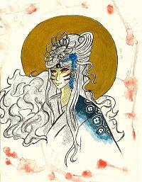 Fanart: Hyazinth im Haar